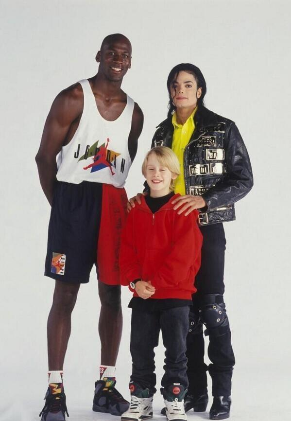 Air Jordan 1 Retro Michael Jackson Vs Michael Jordan Edition