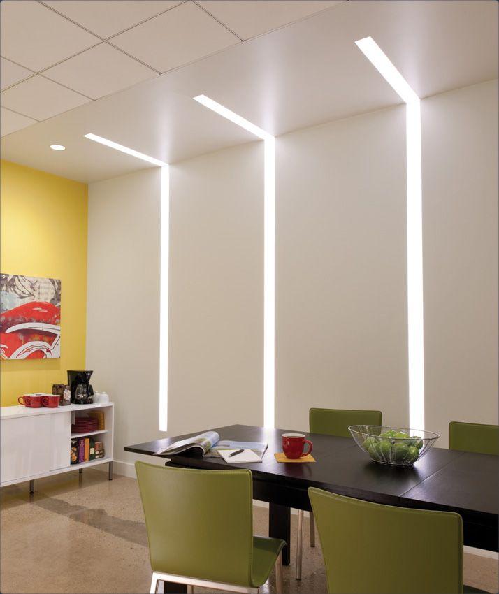 Seem4 Linear Recessed Light Fixture
