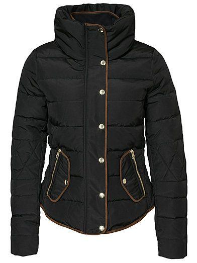 0fdbda3b862ef Macro New Short Jacket - Vero Moda - Black - Jackets And Coats - Clothing -  Women