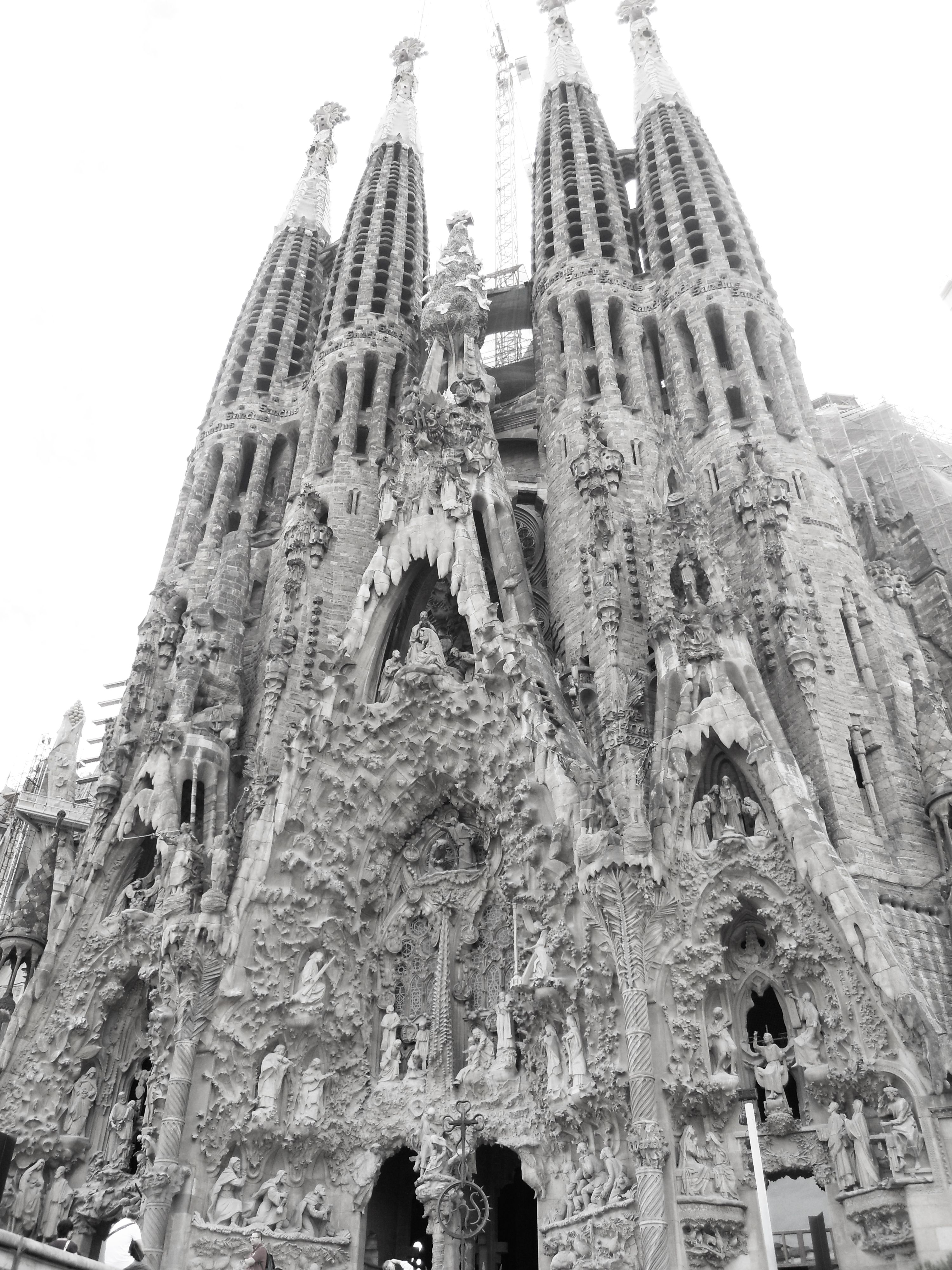 Sagrada Familia The Unfinished Church In Barcelona Best Places I