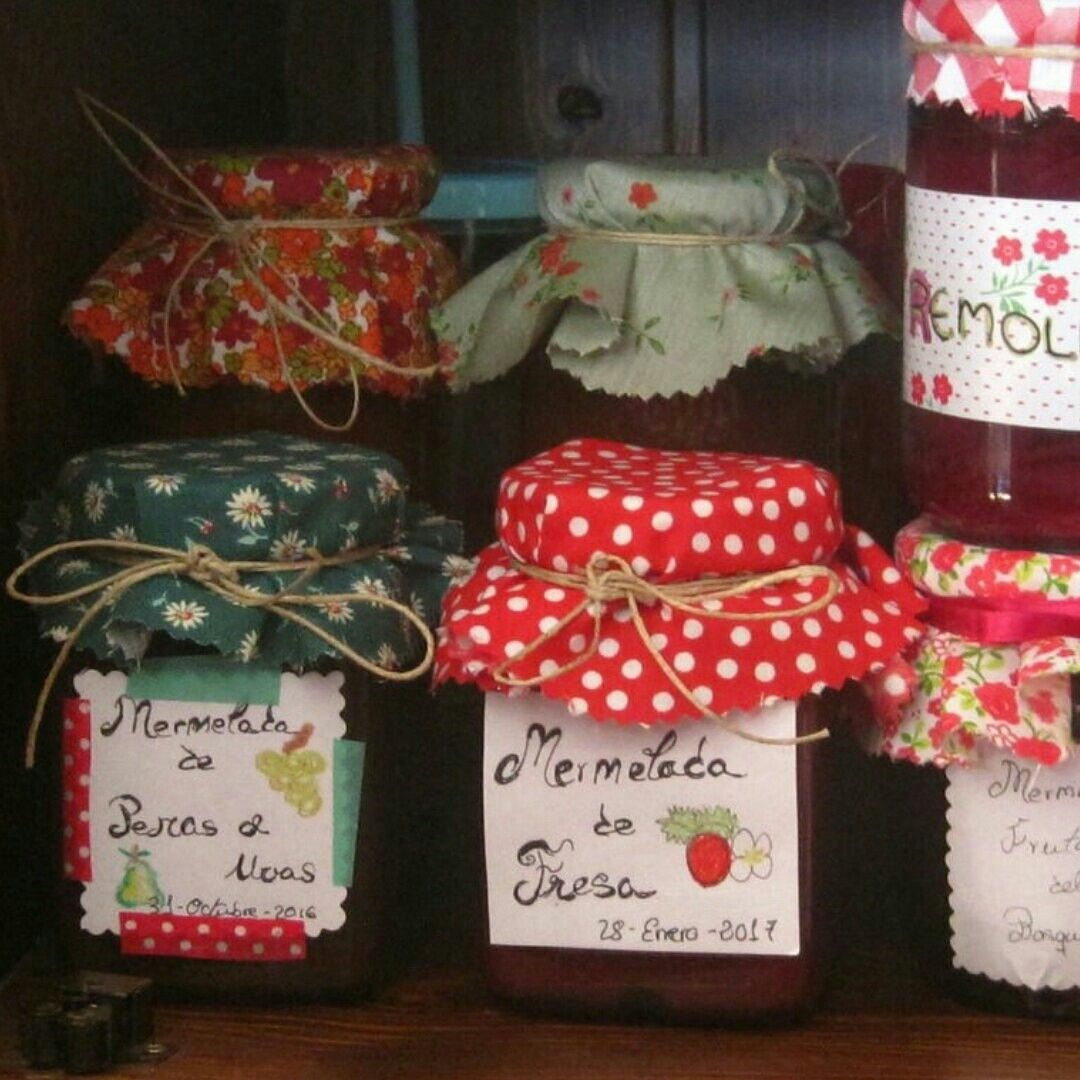 Pin By Emiko On Nature Cottagecore Jam Gift Kawaii Food Pick Up Lines Cheesy