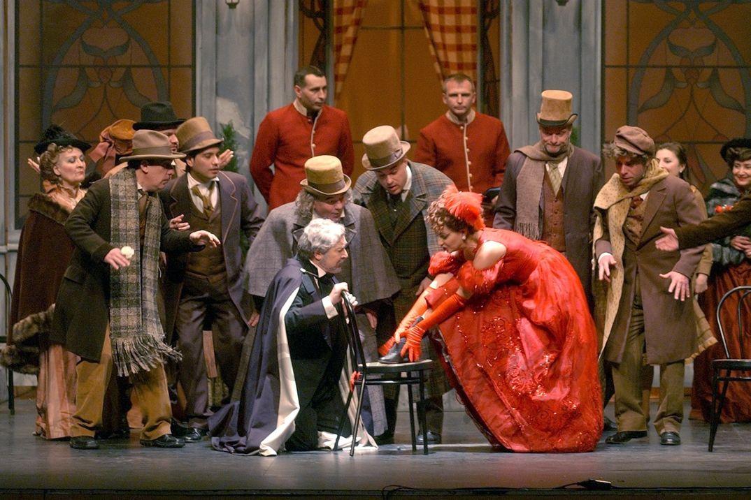 La Bohème, de Giacomo Puccini, llega a Benavente