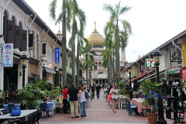 Singapore Firm Launches Halaltrip Com Singapore Street Asia Continent