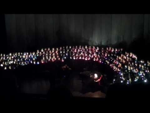 Austin high school choirs Bohemian Rhapsody - YouTube