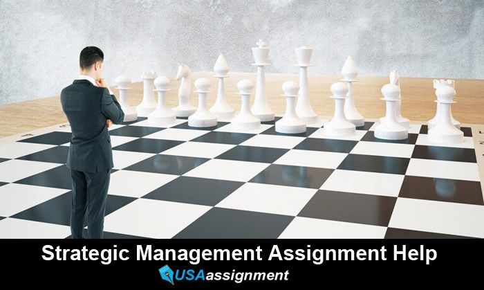 An assignment on Strategic Management Assignment Help doesn't follow any preexisting rule or system. Without a strategy a business can't run smoothly, and a wrong strategy can ruin a business. So, depending upon the situation and environment, different strategic decisions and tools may be needed. Assignments are just like the actual situation - depending upon the condition, and the problems inherent in the assignment - 1-844-752-3111 - Visit for us:http://usaassignment.com/