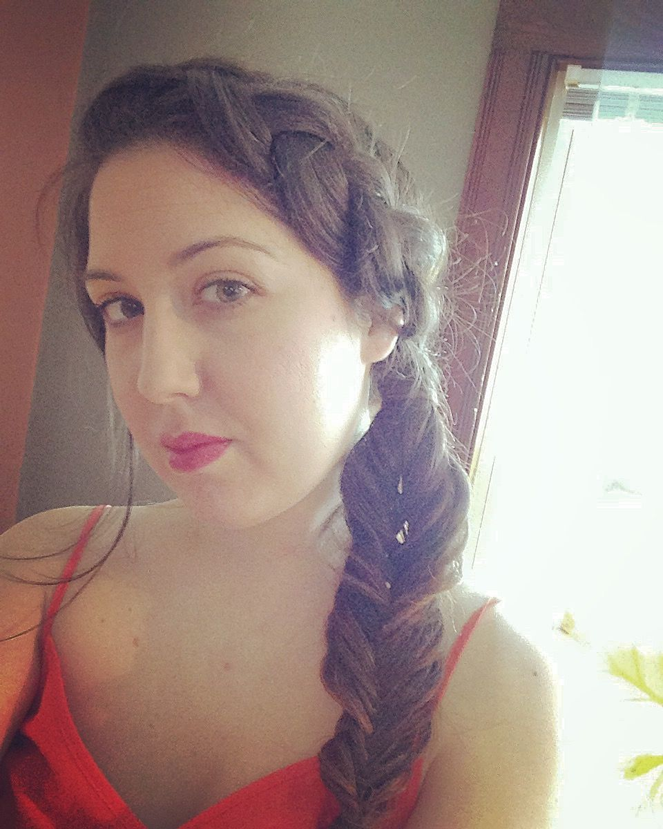 Braids on braids summer hair ideas pinterest
