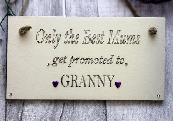 Granny Kitchen Gifts - Granny Gift- Granny Christmas Gift - Birthday Gift for Grandparents - Great G #bestgiftsforgrandparents