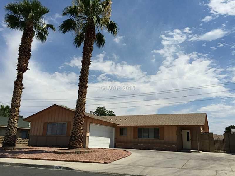 4339 Lucas Ave Las Vegas, NV Property Details View