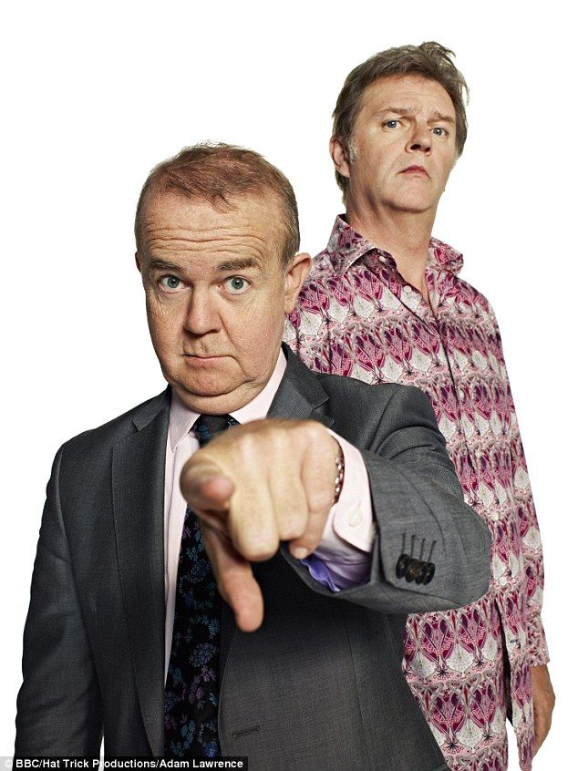 Have I Got Rubbish For You Merton Reveals The Worst Hignfy Hosts Classic Comedies Comedians Tv Programmes