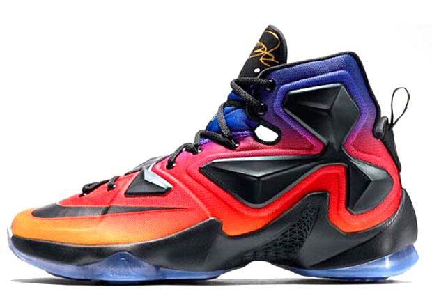 huge selection of 40fb9 bd64f Nike LeBron 13 Doernbecher - Release Date - SneakerNews.com