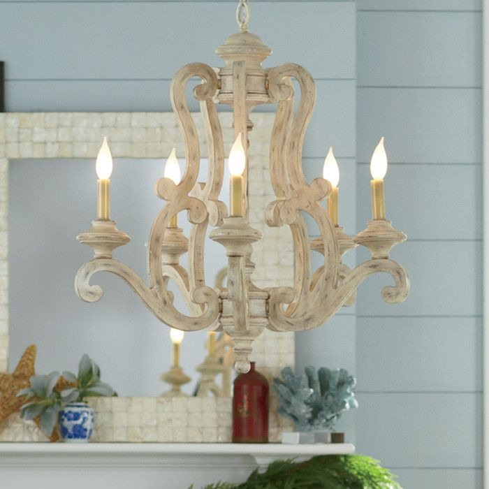 Youll love the brighton 5 light candle style chandelier at birch lane