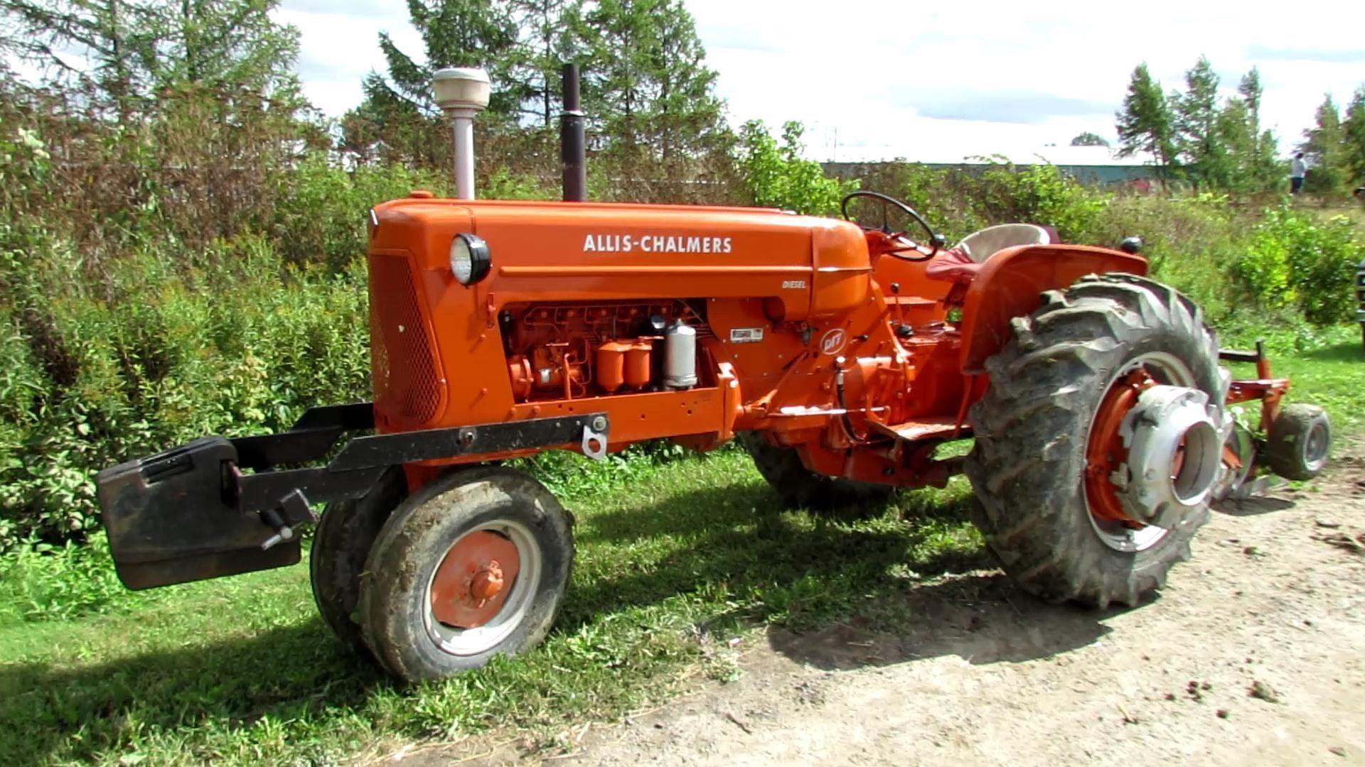 Vintage Allis Chalmers Tractors : Antique allis chalmers tractors maxresdefault g