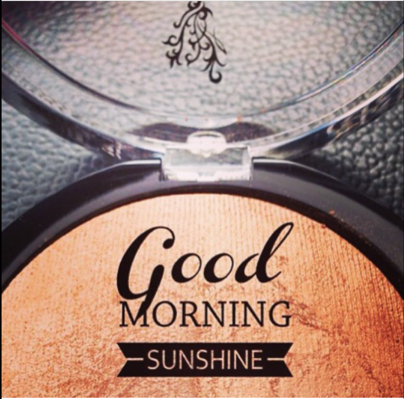 Good Morning Sunshine! beyouniquewithjenna