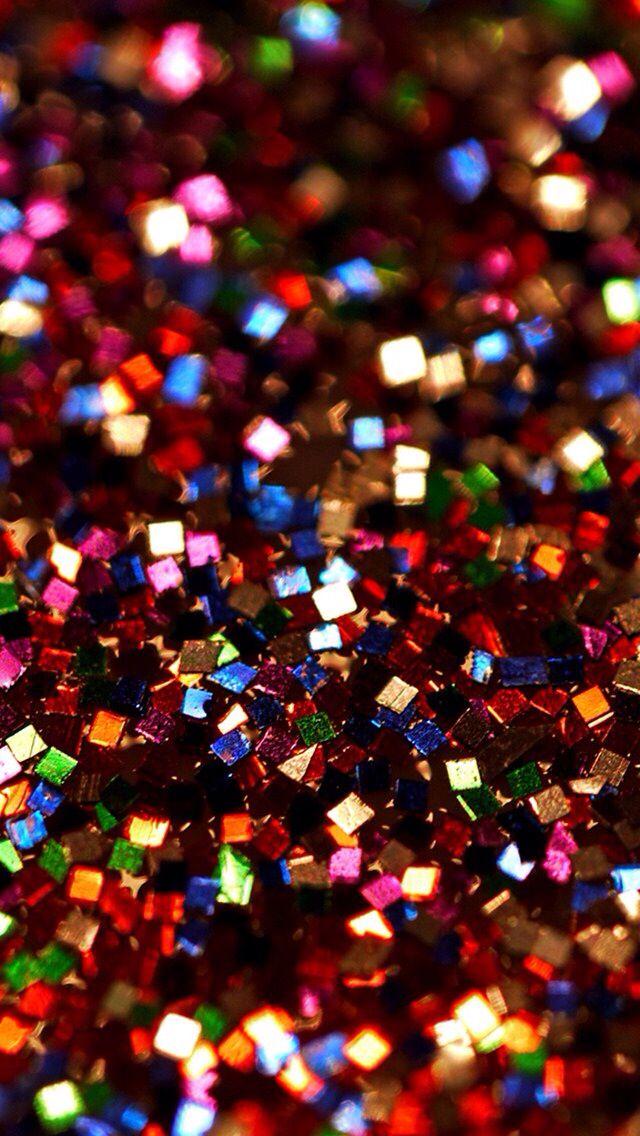 Colorful Confetti Wallpaper Glittery Wallpaper Sparkles Glitter Wallpaper Confetti Wallpaper