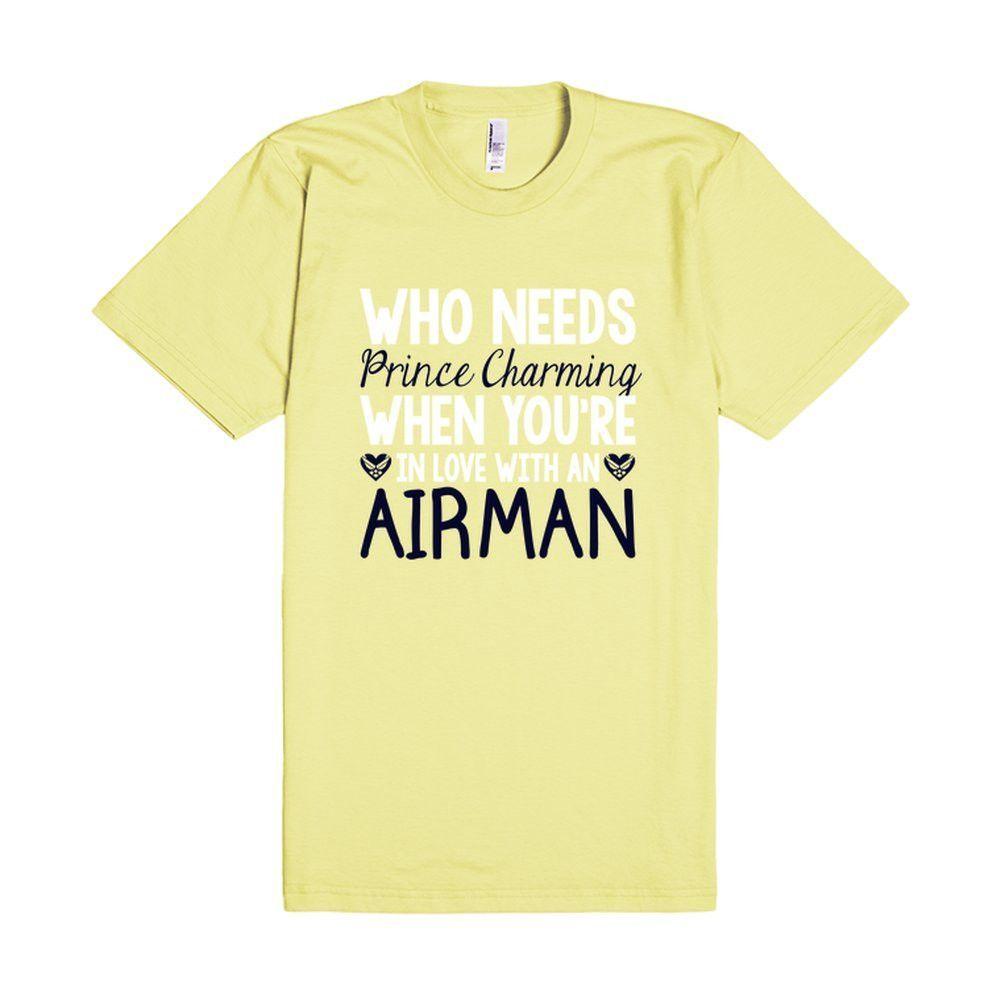 Who Needs Prince Charming (Airman)