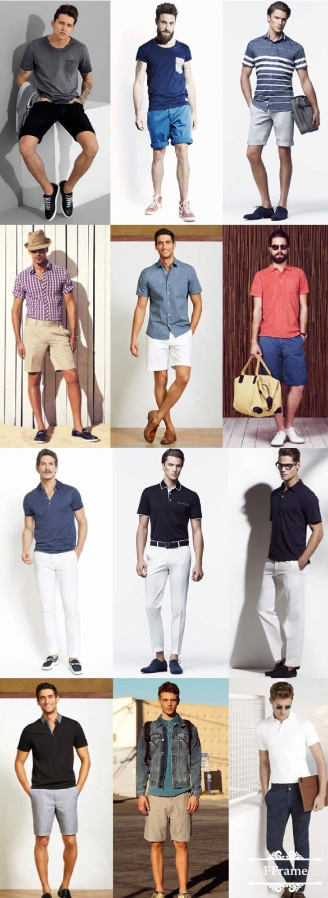Capsule Wardrobe Additions: High Summer 2014