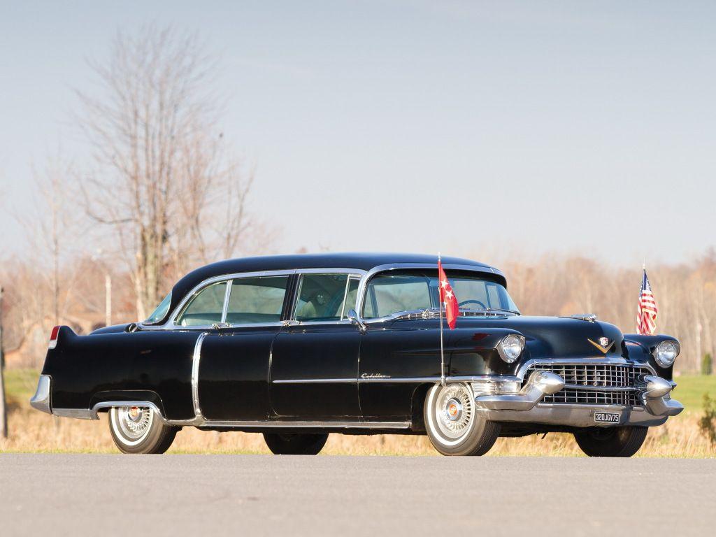 Pin Auf Cadillac Fleetwood 1950 1960
