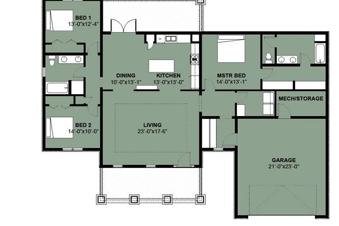 House plans  Ghana and Home design on Pinterest