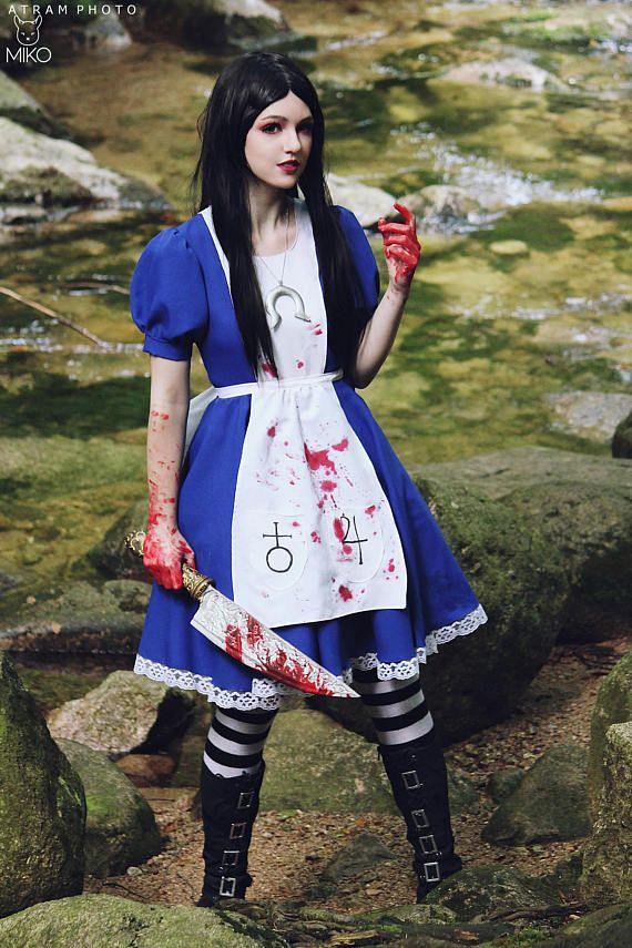 cbf7efc3b4035 Alice Madness Returns Handmade Cosplay | Cosplay and Costume Ideas ...