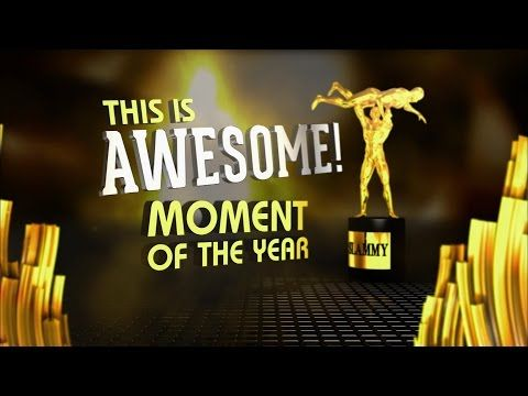 "2014 WWE Slammy Awards ""'This Is Awesome' Moment of the"