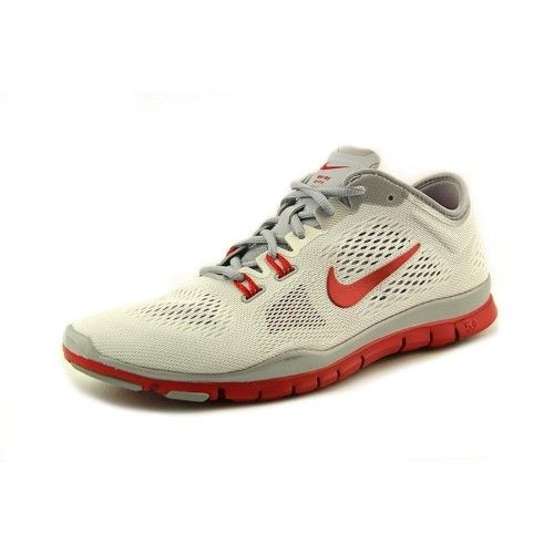 Womens Nike Free 5.0 Tr Fit 4 Team Cross Trainer WhiteWolf