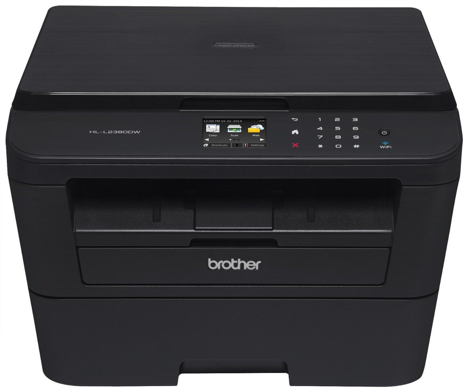 The Best Top 5 Brother Laser Printers In 2015 Reviews Laser Printer Multifunction Printer Best Laser Printer