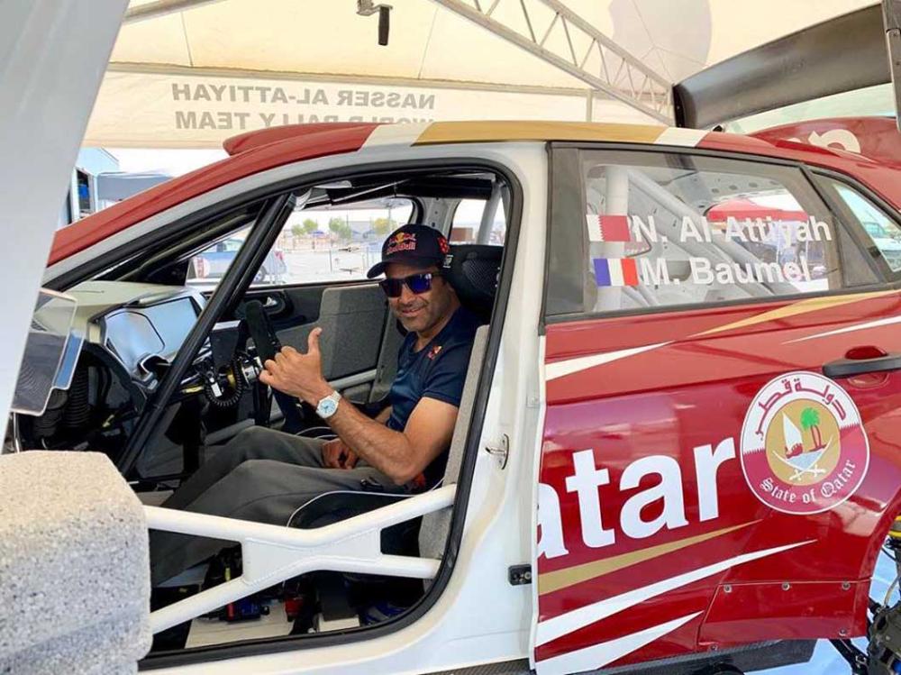 Al Attiyah And Meeke Top Entry For Qatar International Rally 2021 Wheelz Me English In 2021 Rally Qatar Skoda Fabia