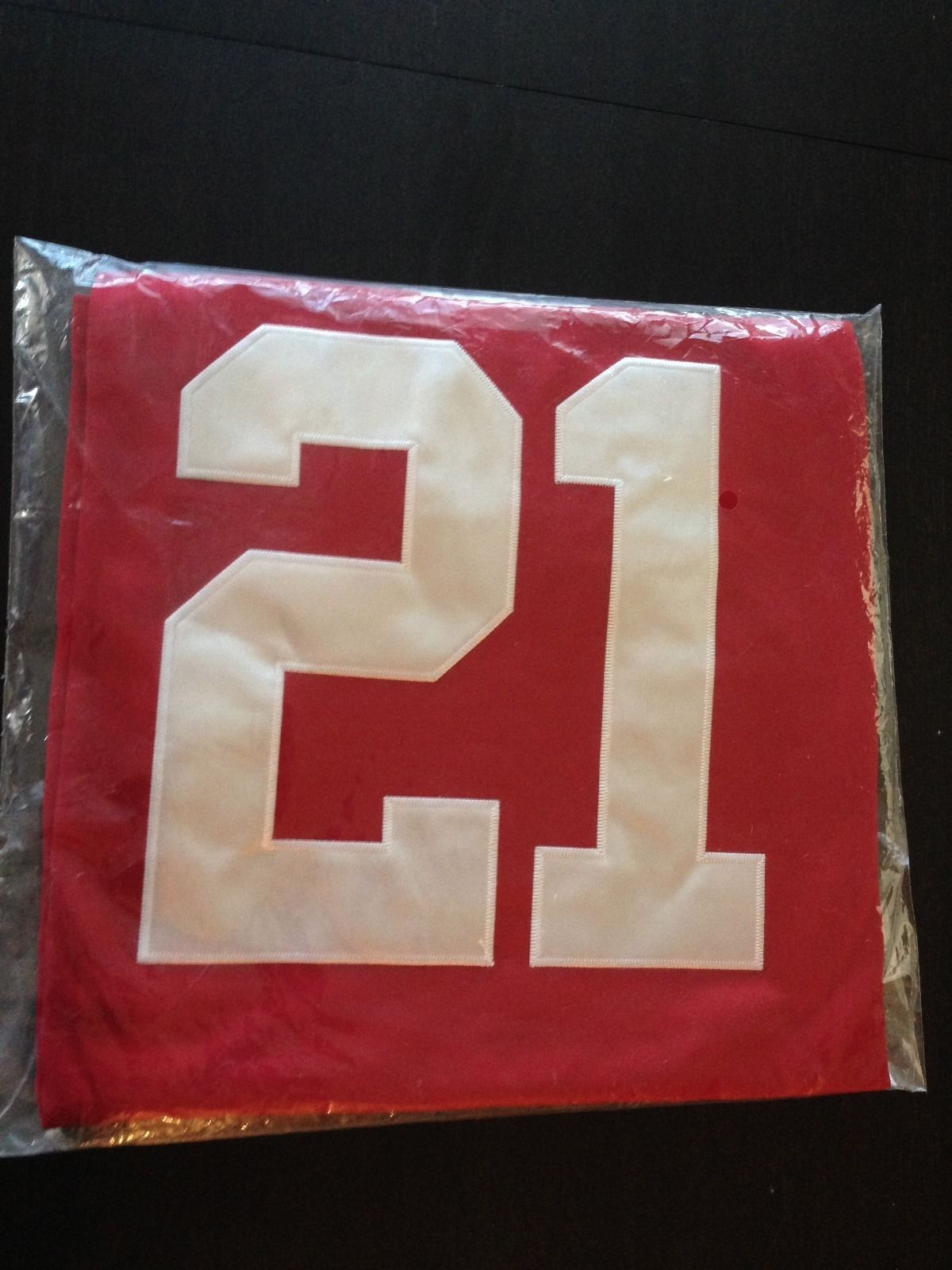 frank gore large jersey