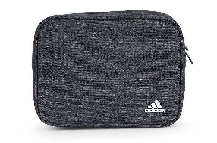 adb2fcd74101 ... Golf  low cost 4302f 449f7 adidas Premium Adipure Pouch Bag Case Dark  Gray Sports GolfGymTravel NEW adidas ...
