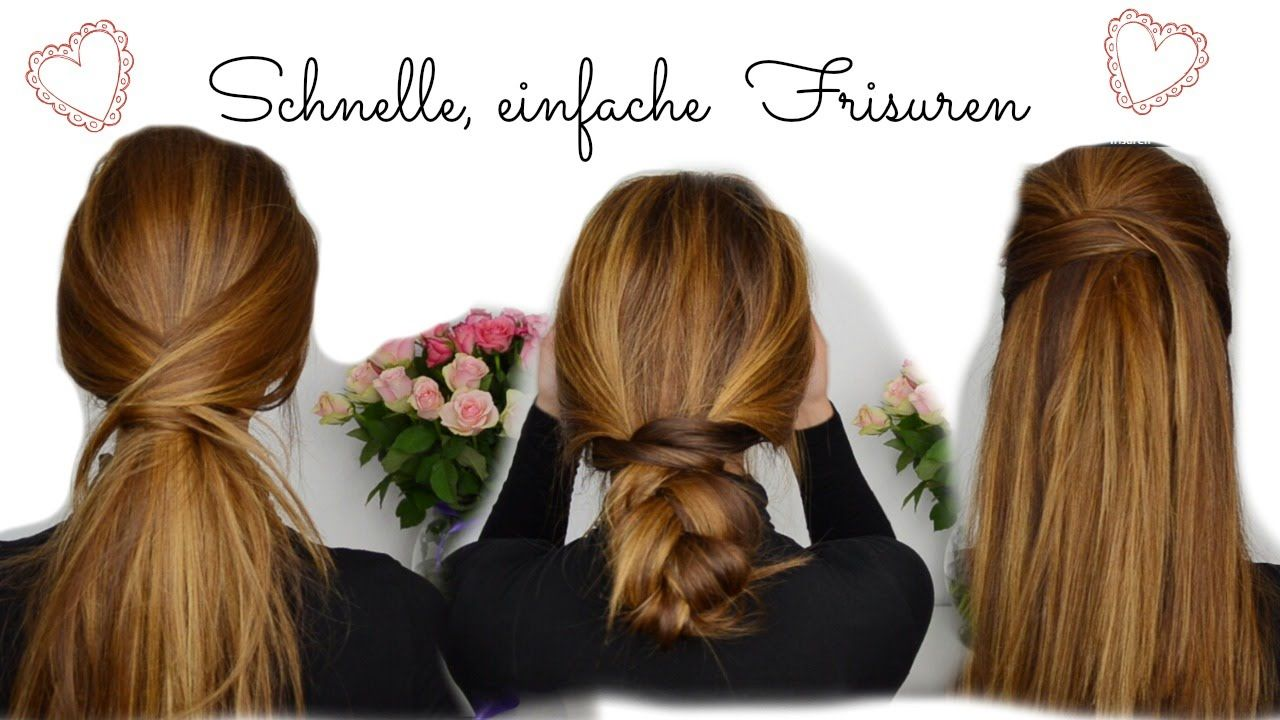 15+ frisuren lange haare selber machen | frisuren
