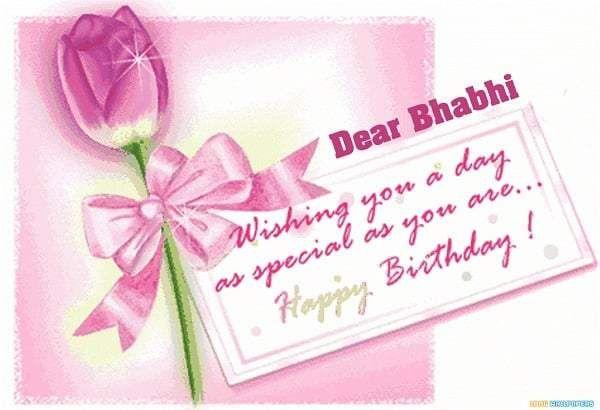 Latest 100 Happy Birthday Wishes For Bhabhi With Quotes Birthday Wishes And Images Happy Birthday Wishes Cards Happy Birthday Wishes Quotes