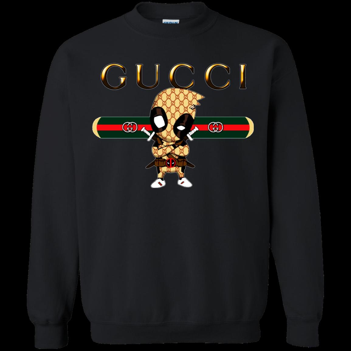 Deadpool Gucci Sweater