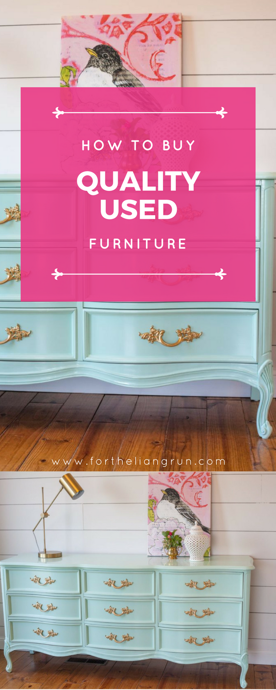 Fabulous These Tips On How To Buy Quality Used Furniture Helped Me Look For  Awesome Vintage And With Buying Used Furniture