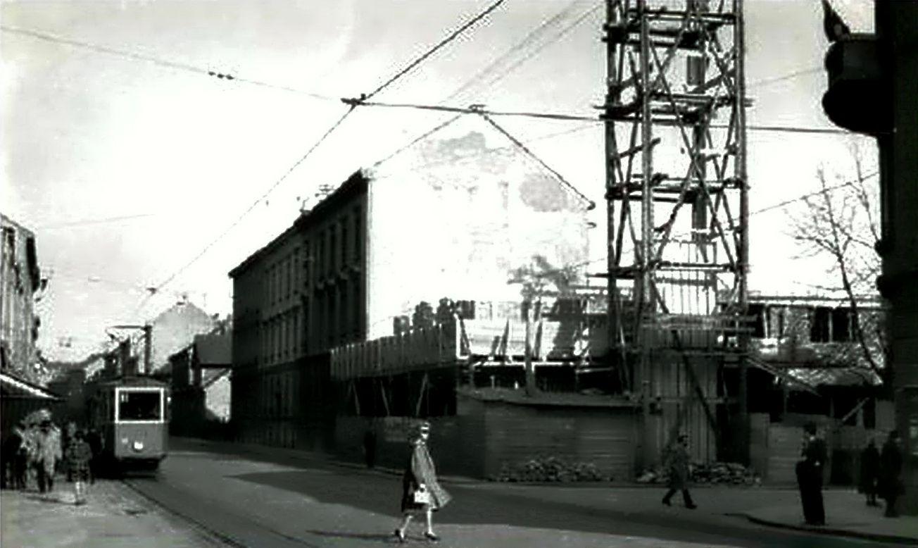 Zagreb - 1959. - Ilica - Vodovodna