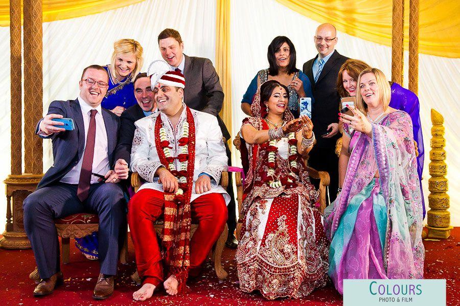 Asian Wedding At Ladywood Estate
