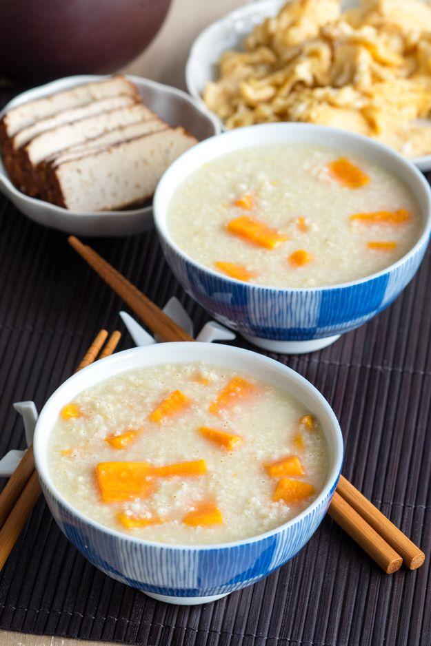 Chinese Millet Porridge Vegan Gf