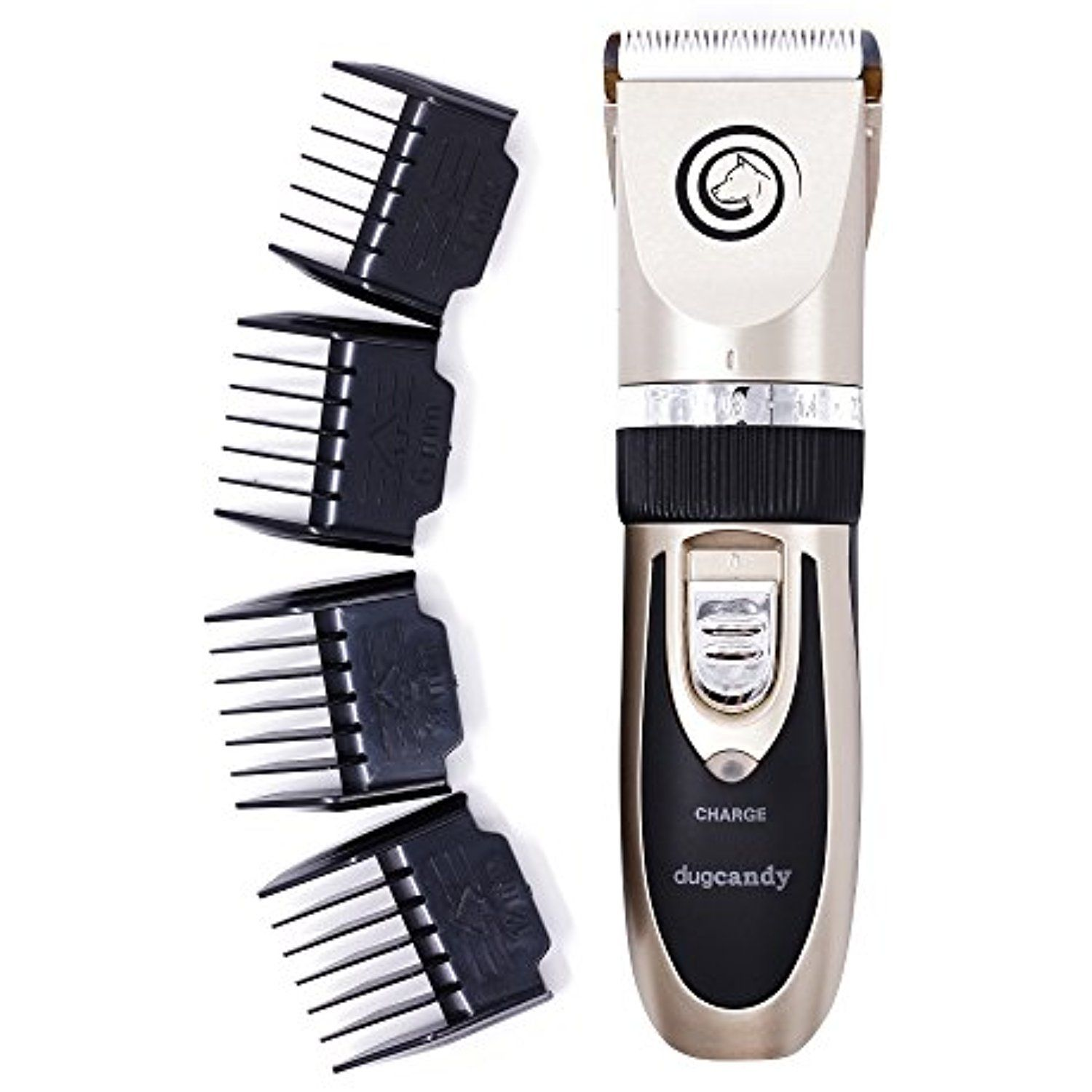 Pet Grooming Clipper Set Best Professional Cordless Rechargeable Dog Hair Clipper Quiet W Sturdy Dog Clippe With Images Dog Clippers Pet Grooming Supplies Pet Grooming