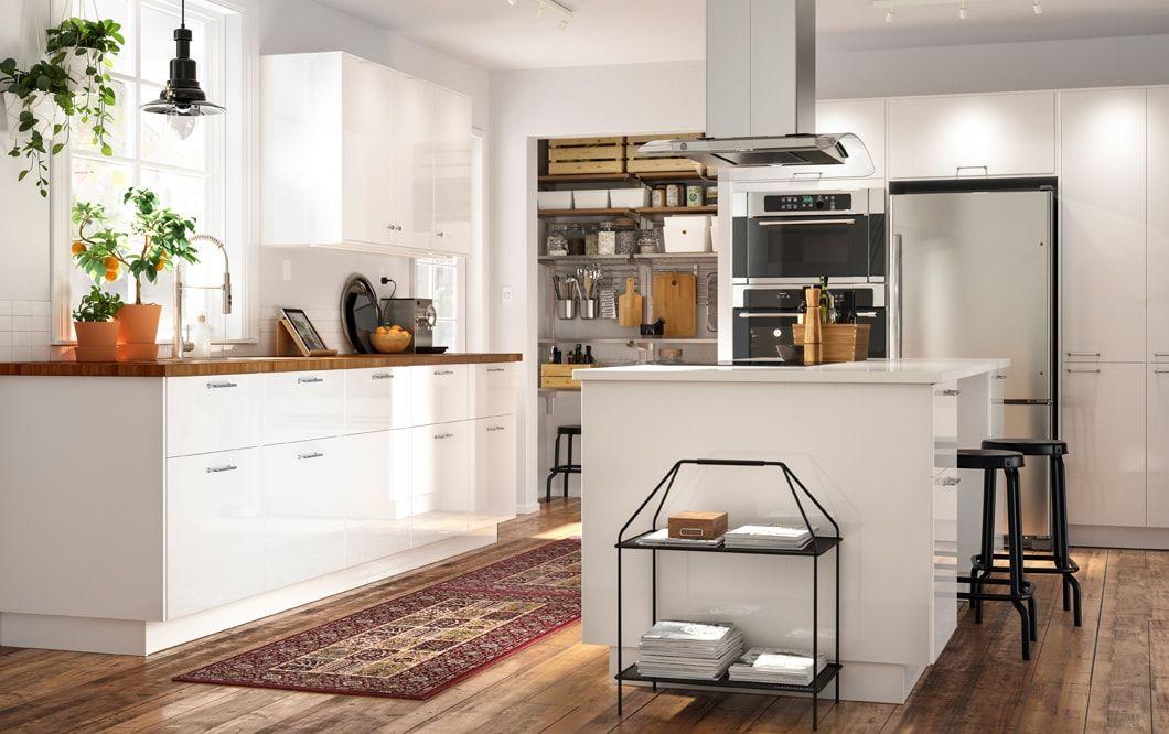 Kitchen Design Ideas Gallery Cuisine Ikea Cuisines Design Et
