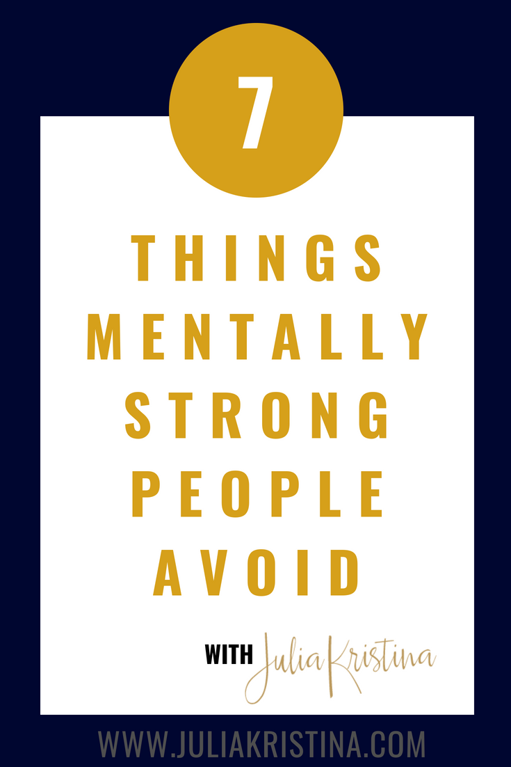 Good News About Mental Health In Our >> If You Ve Ever Thought Being Mentally Strong Is Something You Re