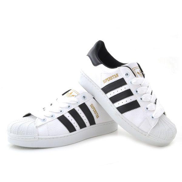 Adidas Superstar Beyaz Siyah Bayan Ayakkabi Spor Adidas Siyah Adidas Ayakkabi