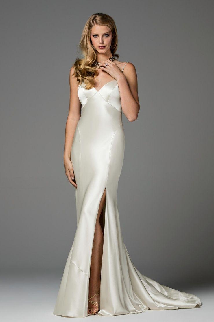 Watters Spring 2017 Wedding Gown Geneva Elegant And Simple Dress Old