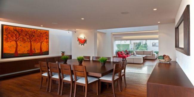 79 moderne Esszimmer Ideen von exklusiven Designhäusern und