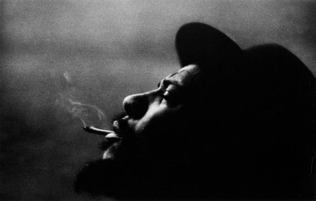 W Eugene Smith USA Jazz musician Thelonious MONK Circa