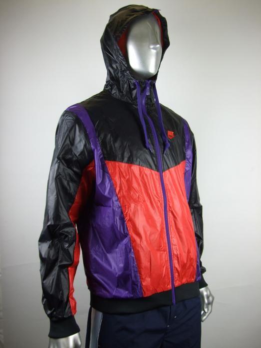 c5f8cd3c4077 Details about Mens Nike Vintage Windrunner Windbreaker Retro Jacket ...
