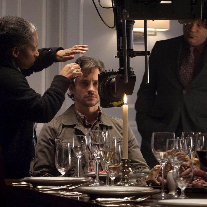 #Hannibal bts #HughDancy