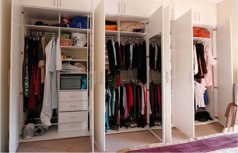 Walk-In wardrobes ideas