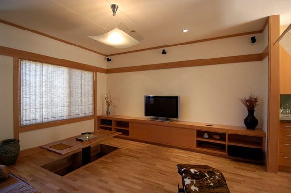 Japanese Interiors Sooth The Soul And Recharge The Spirit Minimal Living Room Minimalist Living Room Japanese Living Rooms