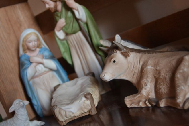 Lots here to ponder as we put away the Nativity Scene this week, and something we may want to do differently NEXT Christmas...