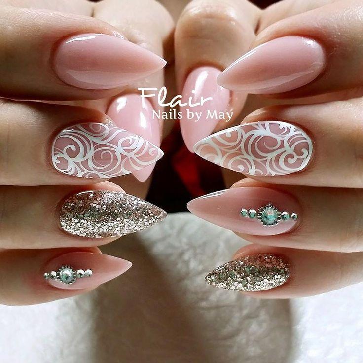 Nails by May   Nail inspo