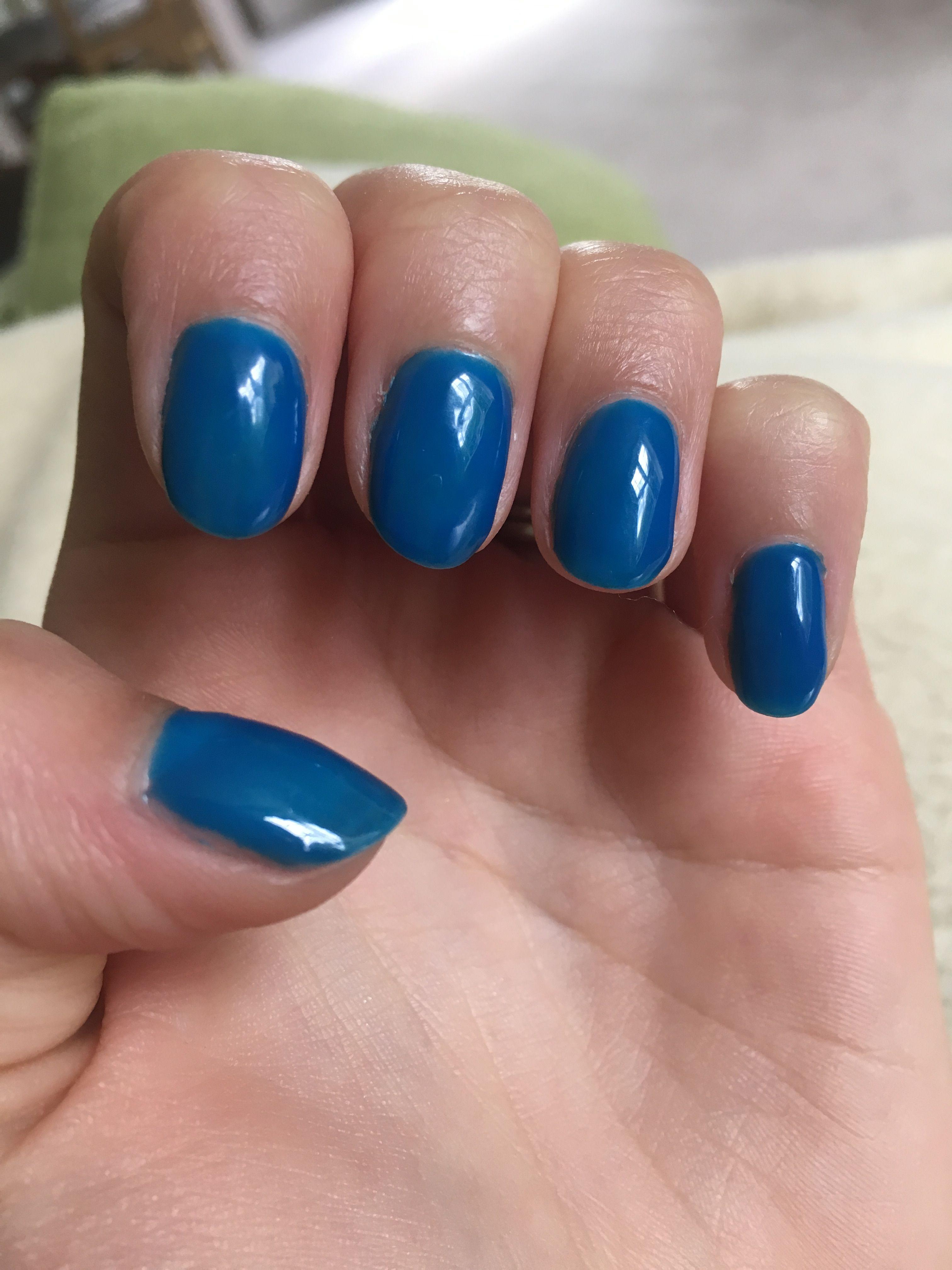 Blue elite 99 gel polish | Shellac nails | Pinterest | Gel Nagellack ...